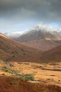 Stob Coir an Albannaich, Glen Etive